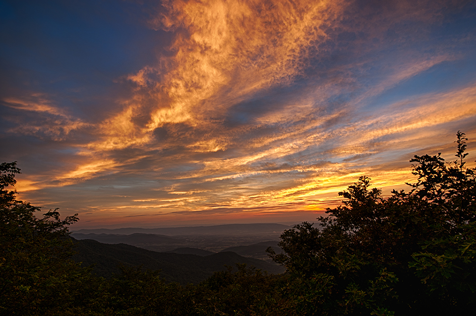 Timber Overlook Sunset 1