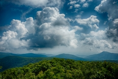 Hawksbill Mountain View III